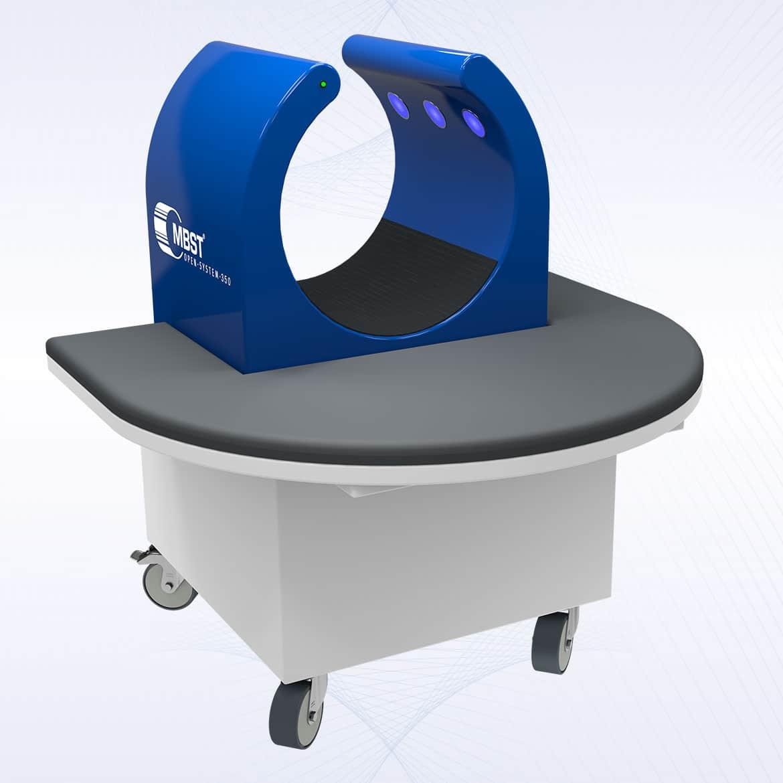 MBST Kernspinresonanztherapie - Open System 350